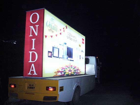 Mobile Hoardings In Chennai Mobile Advertising In
