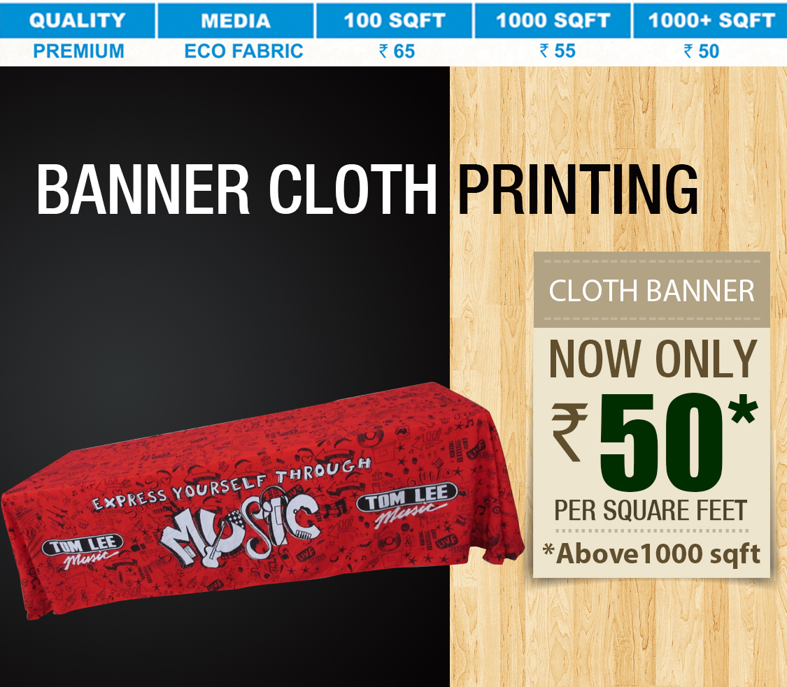 Digital Printing Services In Chennai Flex Printing