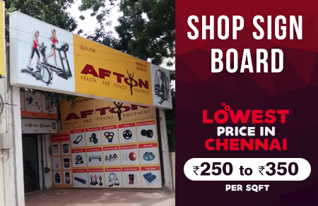 Sign Board Manufacturers in Chennai | Sign Boards in Chennai